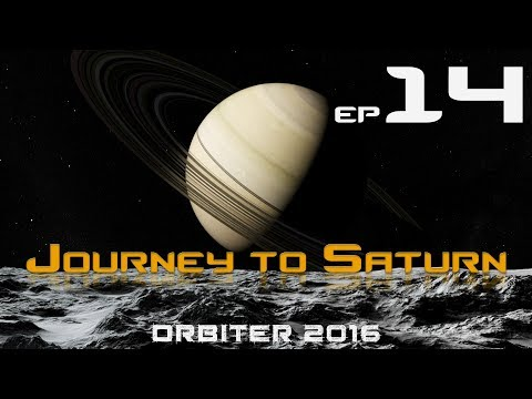 Journey to Saturn - Episode 14: Saturn Eject (ORBITER 2016)