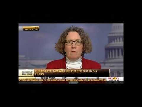 Pat Wolff Discusses Current Tax Reform Bill
