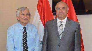 Prof. Ing. Héctor Amilcar Rojas Sanabria, es el nuevo Vicerrector de la UNA