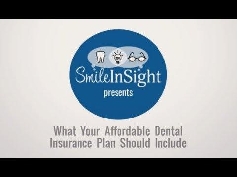 Affordable Dental Insurance Plan