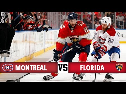 Montreal Canadiens vs Florida Panthers | Season Game 79 | Highlights (3/4/2017)