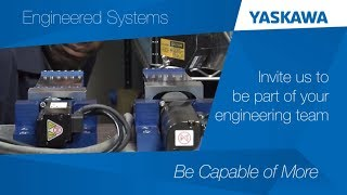 Yaskawa Engineered Systems Group: Plain City, OH