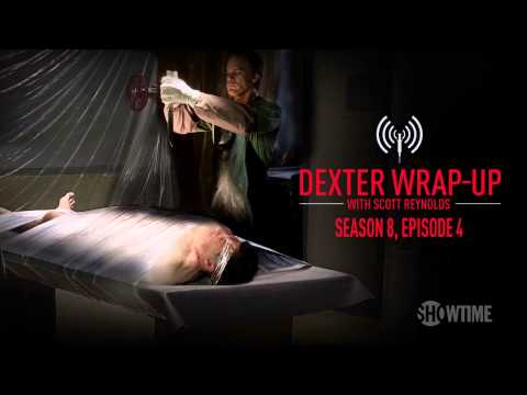 Dexter Season 8, Episode 4 Wrap-Up (Audio Podcast) - Desmond Harrington