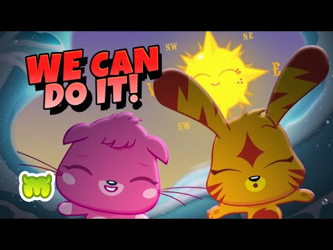 The Music of Moshi: We Can Do It!
