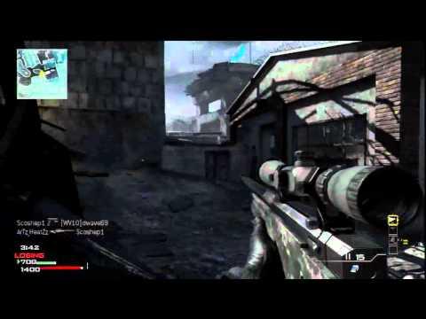 MW3 TeamTage 1- Team ArTz