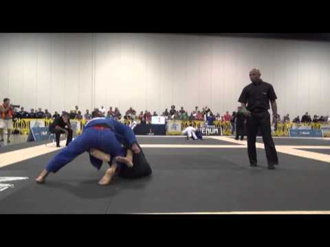 Otavio Sousa X Jaime Canuto - Atlanta BJJ Pro 2016 - Black - Adult - Male - Middle