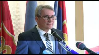 Младен Босић - Обраћање на ванредној сједници Скупштине СДС