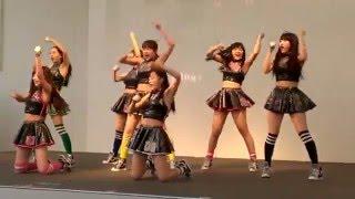 原駅ステージA Rockstar ☆入江ひなたfancam 昭島モリタウン 3部 2016.0...