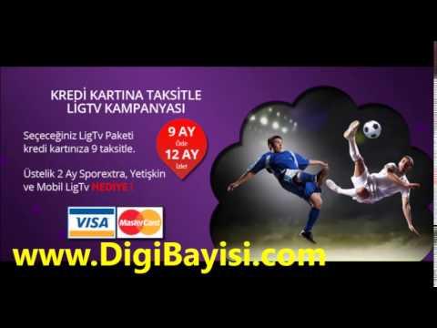 Digitürk Lig Tv Paketleri | DigiBayisi.com