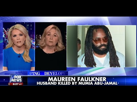 • Widow Of Murdered Cop Reacts To NJ Teacher Supporting His Killer • Kelly File • 4/15/15 •