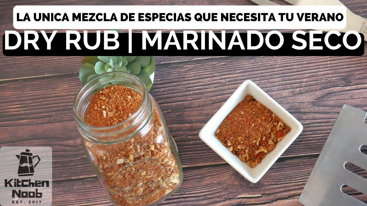 Download Dry Rub para carne | Marinado seco 🥩🔥