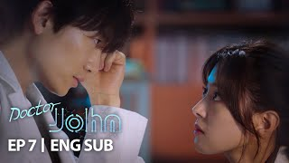 Se Young Looks at Ji Sung Who is Asleep [Doctor John Ep 7]