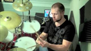 """How To Drum - """"Late In The Evening"""" - Steve Gadd"""