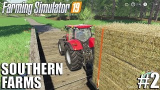 SOUTHERN FARMS | AMERICAN Timelapse #2 | Farming Simulator 19