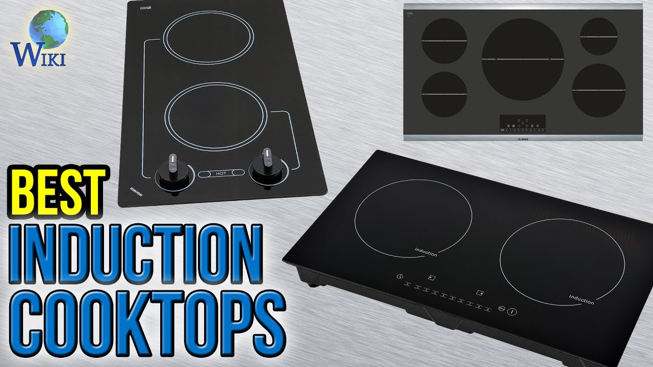 7 Best Induction Cooktops 2017
