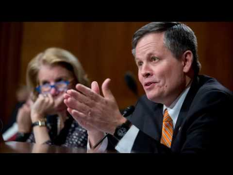 Senator Steve Daines On Trump Executive Order For Energy Independence