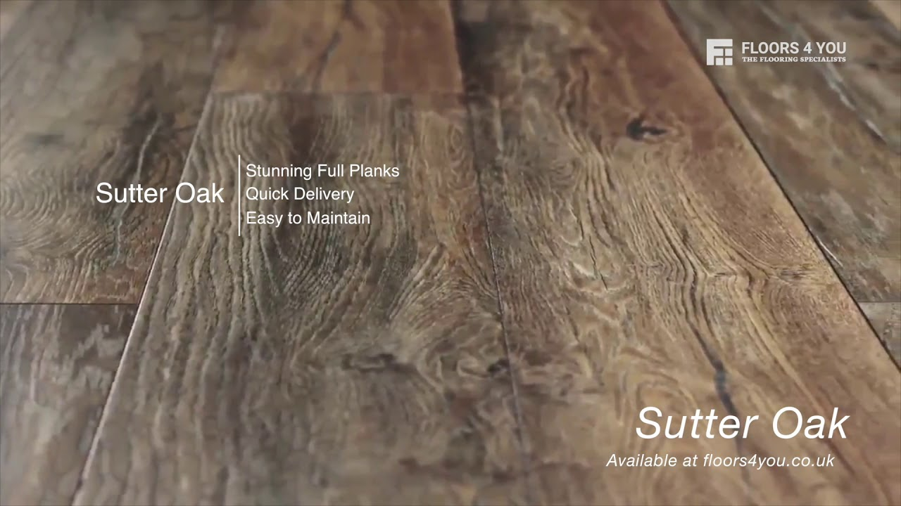 Sutter Oak Harbour Laminate Flooring