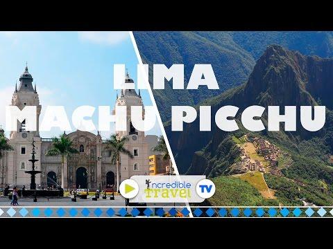 Viajar de Lima a Machu Picchu