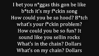 Rihanna - Fresh Off The Runway Lyrics
