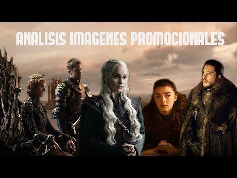 Análisis Nuevas Imágenes Promocionales Game Of Thrones Temp. 7 (Spoilers)