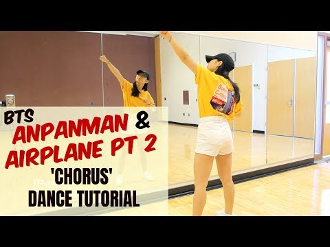 BTS (방탄소년단) 'ANPANMAN' \u0026 'AIRPLANE PT2' Lisa Rhee Dance Tutorial