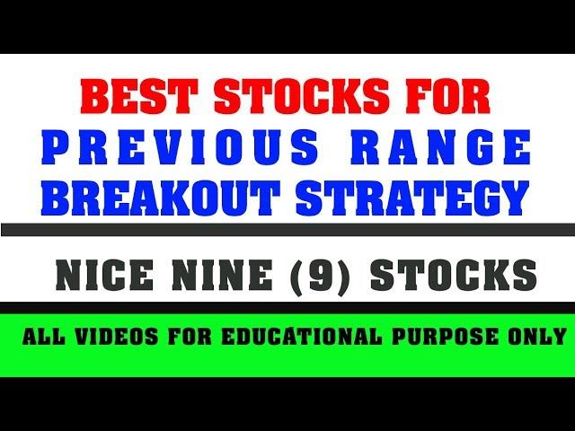 Trading Strategies – RK Trading