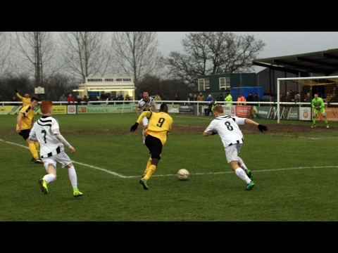 Leamington vs Dorchester - Match Highlights - February 11th 2017