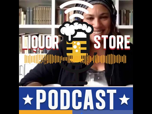 Drinking low calorie beer with Christina Perozzi from Goose Island