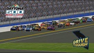 2018 Daytona 500 Simulation Stream (Predicting using NR2003)