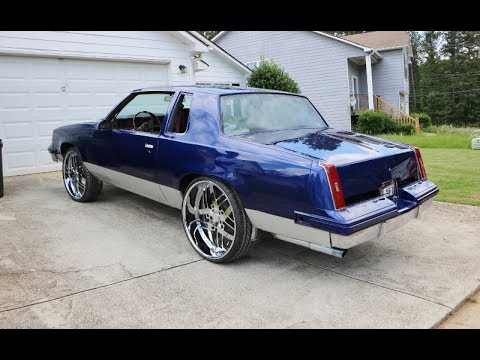 whipaddict jai stitch 84 oldsmobile cutlass on dub 24s ls1 custom paint interior part 1 youtube whipaddict jai stitch 84 oldsmobile cutlass on dub 24s ls1 custom paint interior part 1
