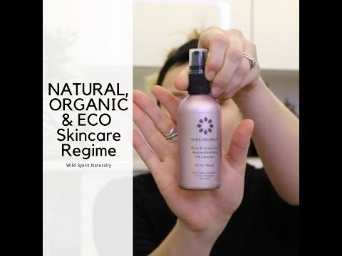 Beauty Therapists Skincare Regime - ORGANIC, ECO & NATURAL