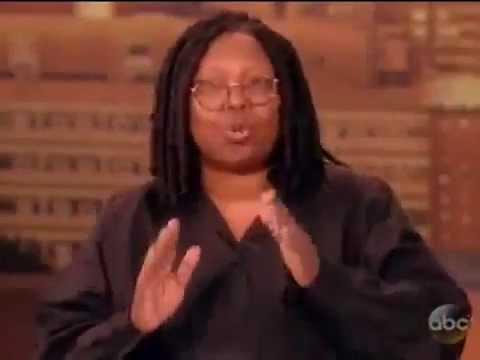 Whoopi Goldberg on JayZ, Solange and a man hitting back