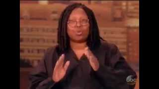 Whoopi Goldberg on JayZ, Solange and a man hitting back
