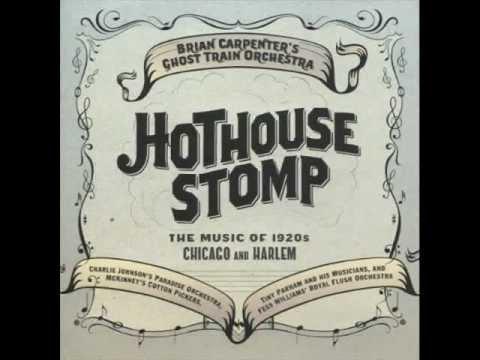 Brian Carpenter's Ghost Train Orchestra - Mojo Strut