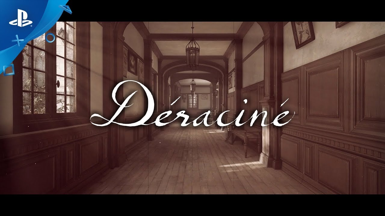 『Déraciné』 デビュートレーラー