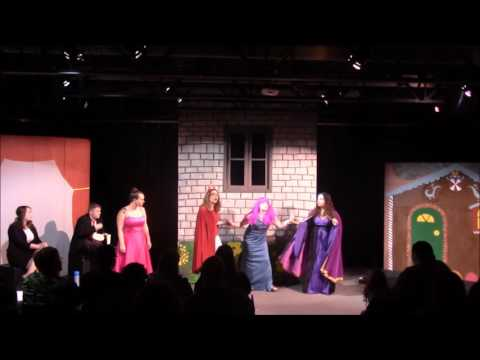 LHU UP The Brothers Grimm Spectaculathon One Act