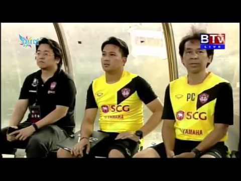 Football, Cambodia All Star  VS SCG Muangthong United, Full Match