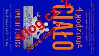 Odchudzanie Vlog cz. 2 - Nowa dieta Slow Carb Timothy Ferriss 4 godzinne ciało  + gość specjalny