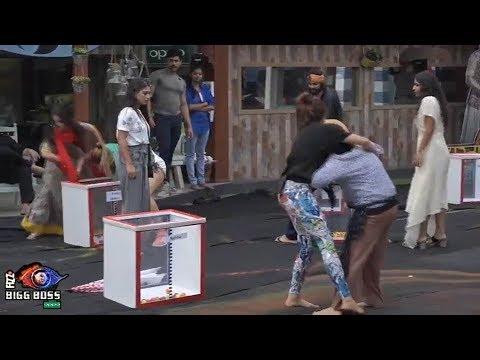 Bigg Boss 12 : Saba Khan And Neha Pendse Fight   सबा और नेहा की जबरदस्त लड़ाई   BB 12 thumbnail