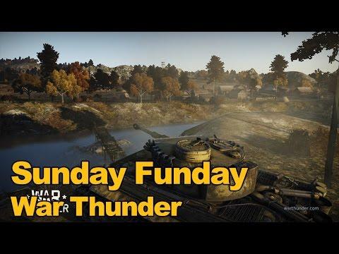 War Thunder Gameplay - Sunday Funday Round 77