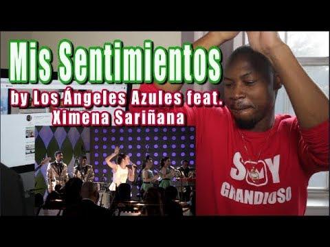 Los Ángeles Azules - Mis Sentimientos ft. Ximena Sariñana | LISTENING PARTY | En Vivo