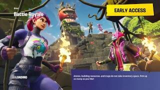 NEW Brainiac Skin and Reaper pickaxe | Fortnite Battle Royal| PS4