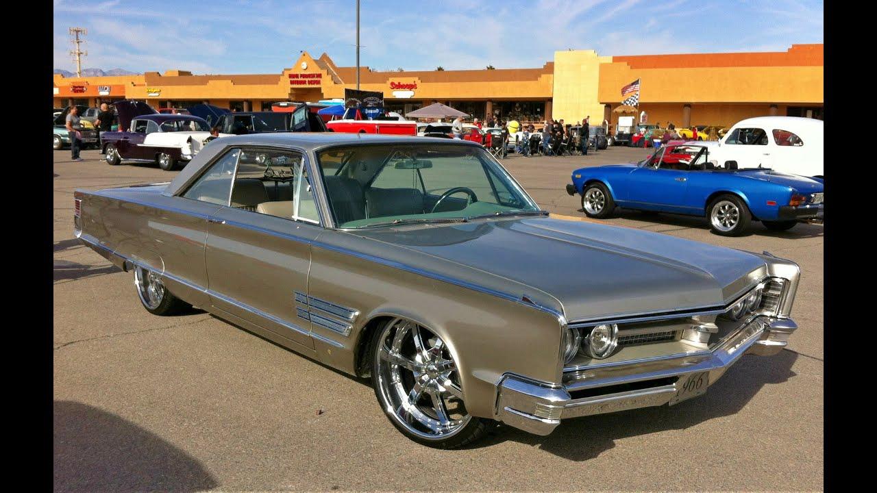 1966 Chrysler 300 Custom Cruiser Youtube