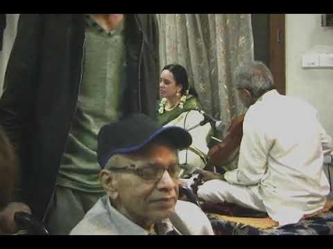 Sowmya Acharya  Samagana Salade - Chandrajyoti - Adi   Navaratri Concert Excerpt