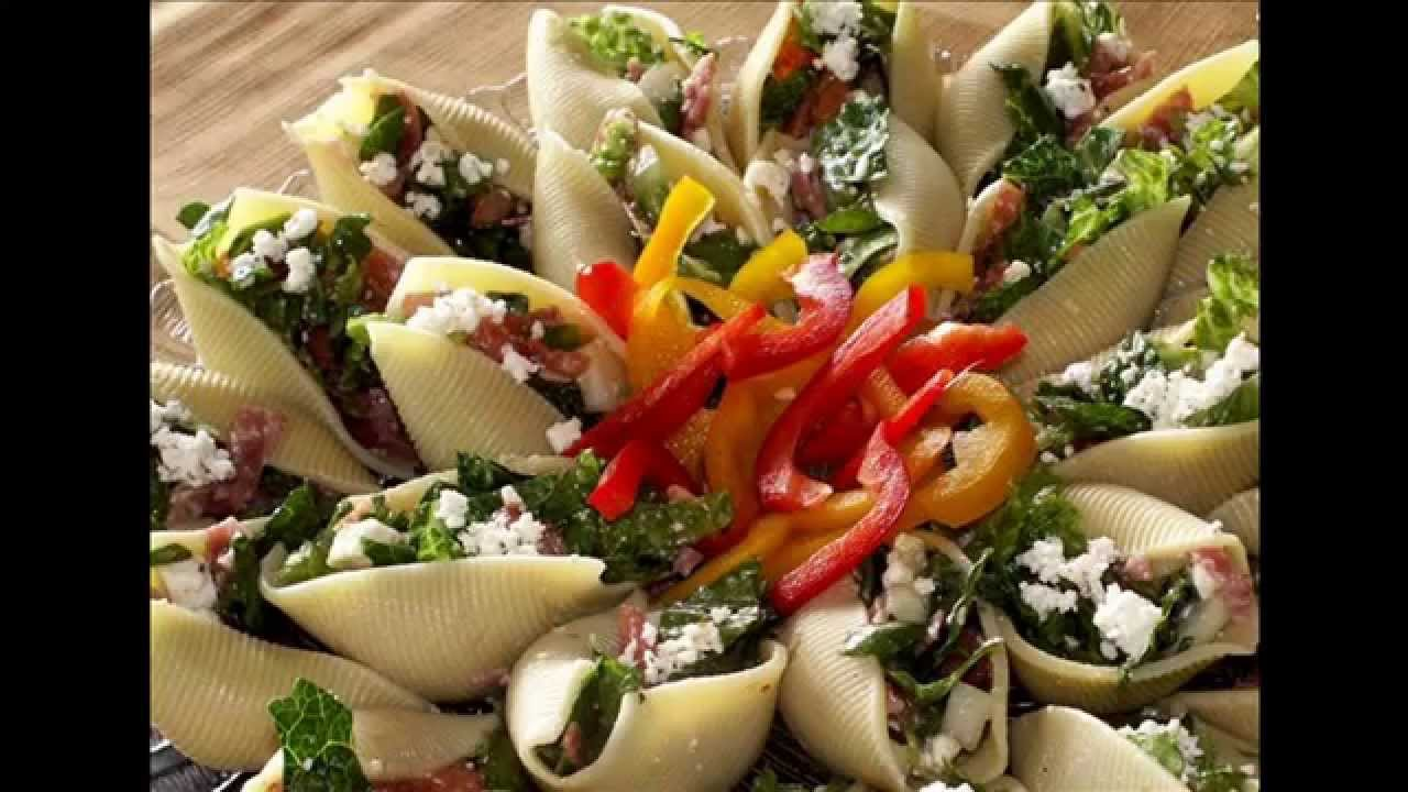 Easy Baby shower finger food decorating ideas - YouTube