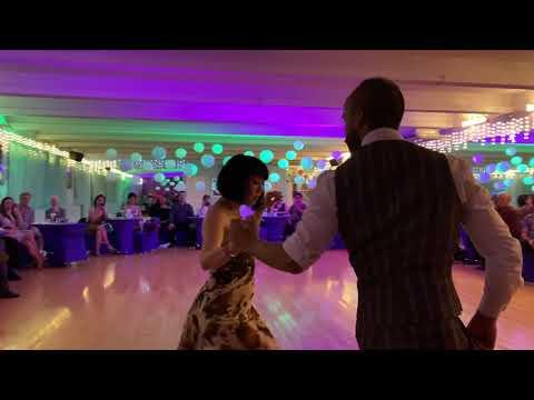 Chizuko Kuwamoto & Leonardo Pankow - Hawaii Tango And Party