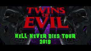 Rob Zombie & Marilyn Manson Twins of Evil Tour