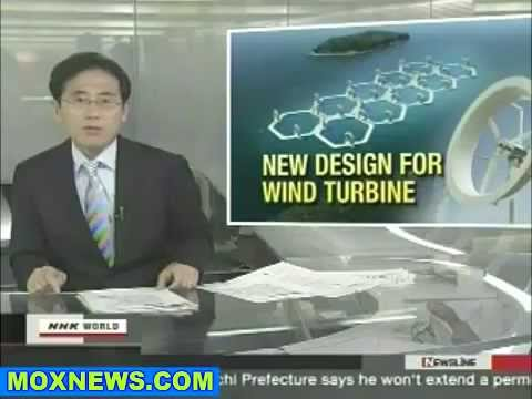 New Wind Turbine Design Can Triple Energy Production