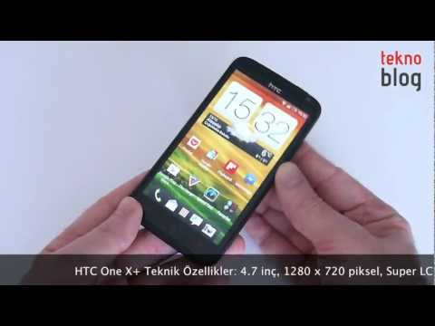 HTC One X+ İncelemesi