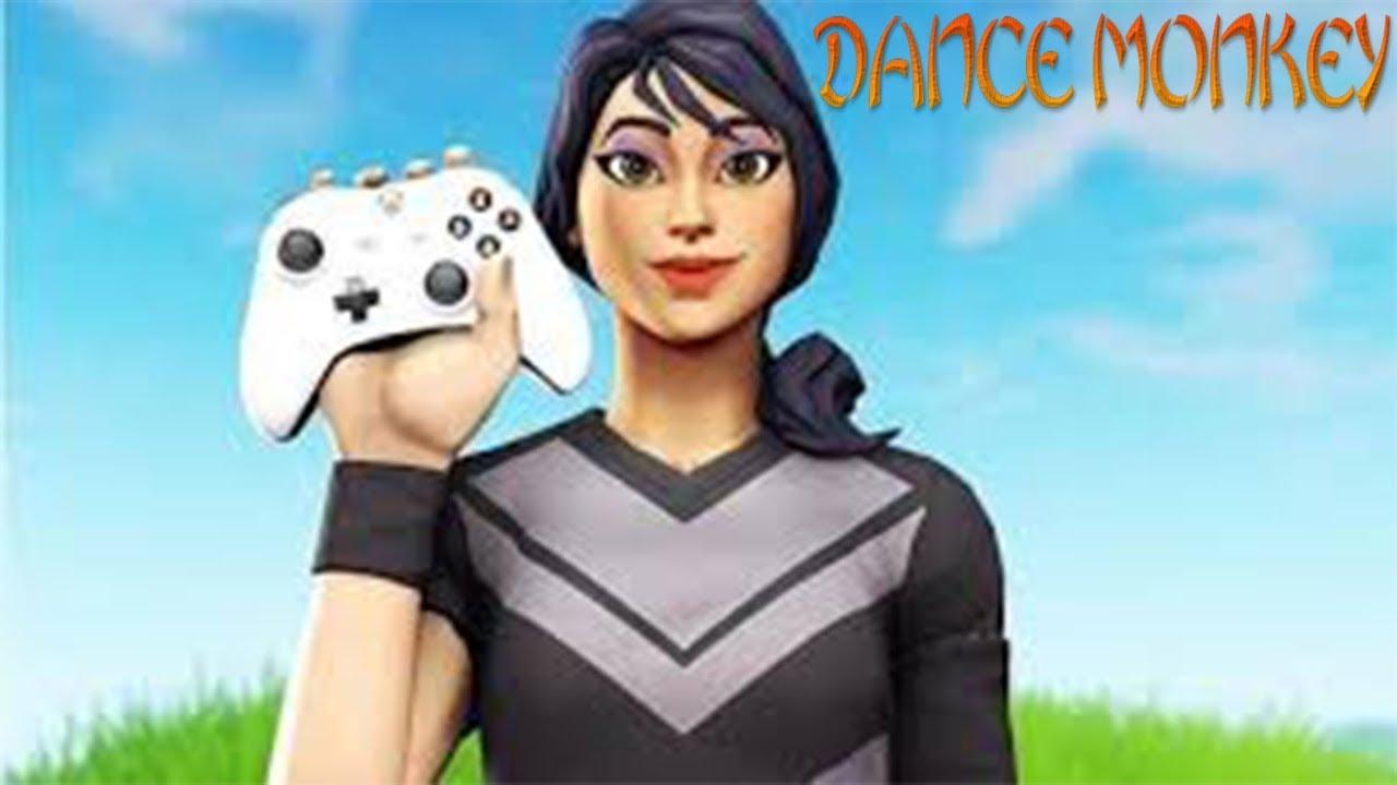 Dance Monkey//Fortnite battle royale Montage - YouTube